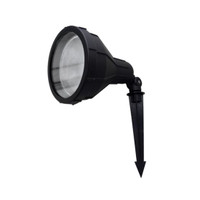 Active Home Centre Inground Fiberglass Spot Light in Black