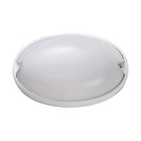 Active Home Centre 1-Light Bulkhead Light in White