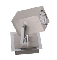 New Arrival - Active Home Centre 1 Light 50W Track Light in Satin Nickel