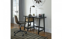 New Arrival - Ashley Mirimyn Home Office Desk in Black