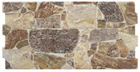 "Active Home Centre Nervion Ocre MT 10""x 20"" Ceramic Wall Tile"
