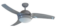 "Bali 42"" Savannah Indoor Ceiling Fan in Gray"