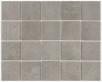 "Active Home Centre Munari Concreto Mesh MA 12""x15"" Ceramic Tile"