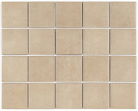 "Active Home Centre Munari Greige Mesh MA 12""x15"" Ceramic Tile"