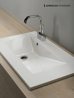 American Standard Funzionale Drop-in Basin in White