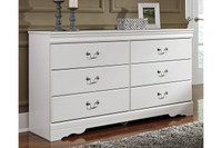 New Arrival - Ashley Anarasia Dresser in White
