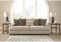 Ashley Marciana Sofa in Bisque