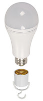 Active Home Centre 9W LED Emergency 6500K Bulb