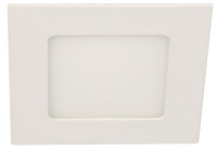 Active Home Centre 6W LED Recess Light in Matt White