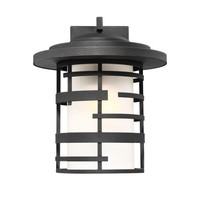 Active Home Centre Large Outdoor 1 Light Wall Sconce in Oil Rubbed Bronze
