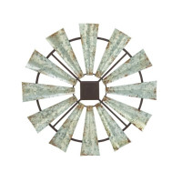New Arrival - Active Home Centre 22615 Metal Wall Decor