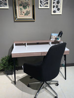 "New Arrival - Active Home Centre 47"" Home Office Desk in Glossy White"
