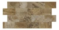 "Active Home Centre Oporto Marron 12""x 22"" Ceramic Wall Tile"