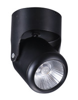 New Arrival - Active Home Centre 8W 3000K LED Surface Spot Light in Black