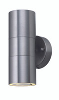 New Arrival - Active Home Centre 2 Light Outdoor Wall Sconce in Stainless Steel (31IL-3939)