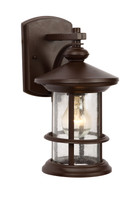 Active Home Centre 1 Light 60W Outdoor Wall Sconce in Bronze (31IL-7780W-BR)