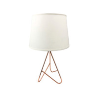 Active Home Centre Metal Table Lamp in Copper (27IL-9011T-CO)