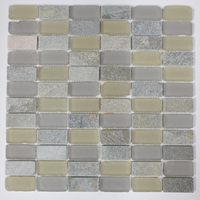 Active Home Centre Glass/Stone Mosaic (11BAR-CS050)