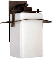 New Arrival - Quorum Signature 1 Light Outdoor Wall Lantern in Oiled Bronze (30QU-7200-11-86)