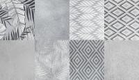 "New Arrival - Active Home Centre 37198 12""x 22"" Ceramic Wall Tile (11KAR-37198)"