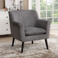 Joline Accent Chair in Gray
