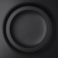 "New Arrival - Active Home Centre Opal Black Satin 10""x 10"" Porcelain Wall Tile"