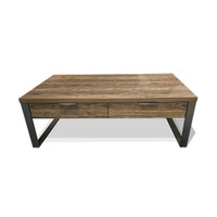 """Active Home Centre 47"""" Coffee Table in Aged Walnut (25MF-0C038FH)"""