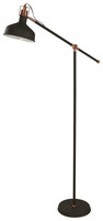Active Home Centre 1 Light Floor Lamp in Copper (27LU-20352-2)