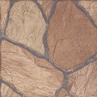 "Active Home Centre San Marino 18""x 18"" Ceramic Floor Tile"
