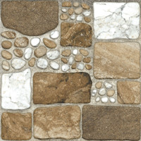 "New Arrival - Active Home Centre 45439 18""x 18"" Ceramic Floor Tile"