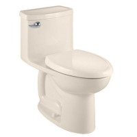 American Standard Cadet One Piece Toilet in Bone 06AMS-2403048-021