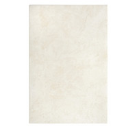 "Active Home Centre Ferrara Blanco 8""x12"" Ceramic Wall Tile (11ALF-FERBLA-W)"