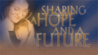 Sharing a Hope and a Future Banquet Invitation Pack