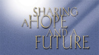 Sharing Hope and a Future B Banquet Invitation Pack