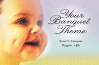 Your Theme Banquet Invitation Pack 101
