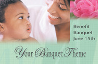 Your Theme Banquet Invitation Pack 104