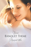 Your Theme Banquet Invitation Pack 107