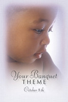 Your Theme Banquet Invitation Pack 109