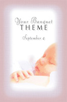Your Theme Banquet Invitation Pack 111