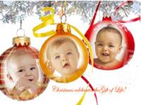 Customized Baby Christmas Card- 104