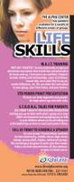 Life Skills Bi-Fold Client Brochure