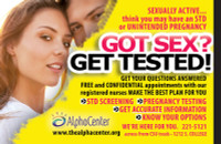 Got Sex? Get Tested!  Client Card
