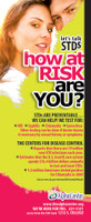 STI-How at Risk are You? Poster