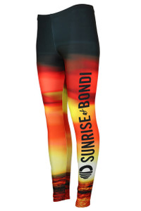 Its A New Day Moisture Management Legging - Heat