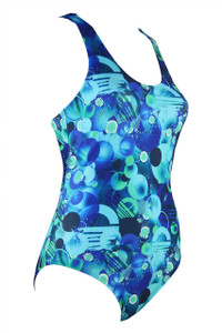 Splash Action Back One Piece - Ocean