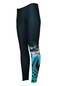 Bondi Beach Moisture Management Legging