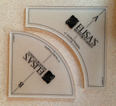 "6"" Quick Curves Acrylic Template"