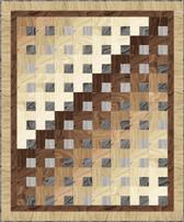 Sand Dunes Quilt Pattern