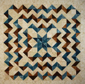 Star Surround Quilt Pattern
