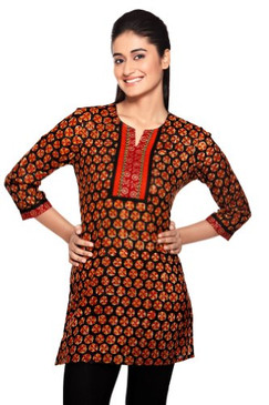 Women's Indian MixNMatch Kurta Tunic